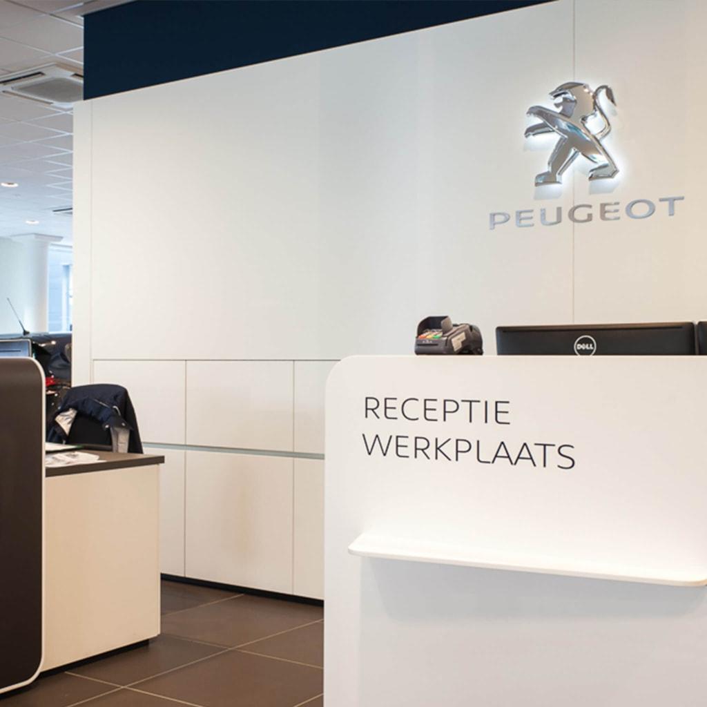 Peugeot Blauwendaal - Rotterdam, the Netherlands