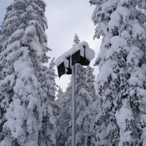 Planai and Hogwurzen ski slope