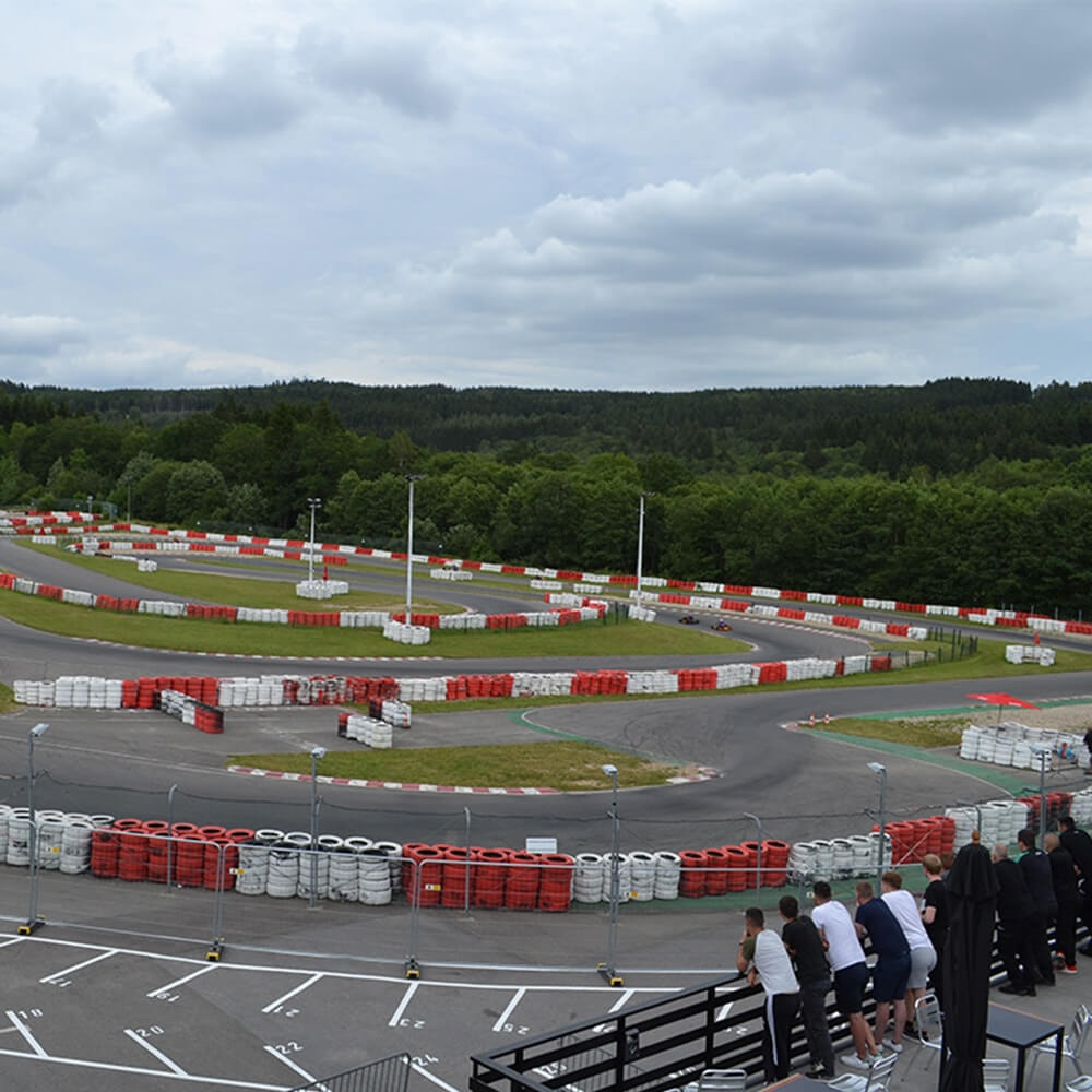 RACB Karting Club de Francorchamps - Stavelot, Belgium