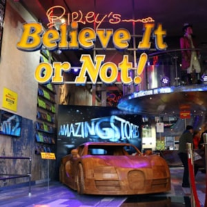 Ripley's Believe It Or Not Museum - Amsterdam, the Netherlands