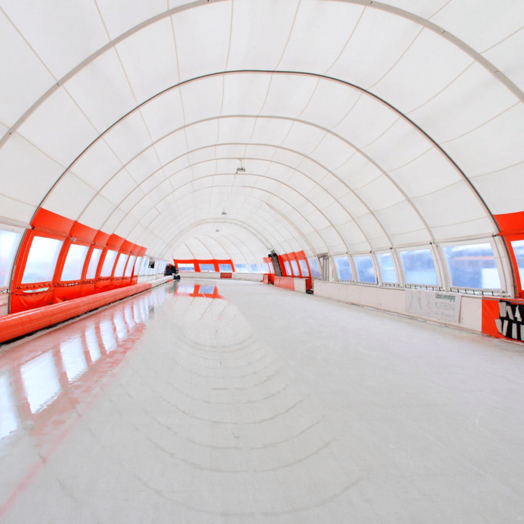 Ice-Skating Track - Rotterdam, the Netherlands