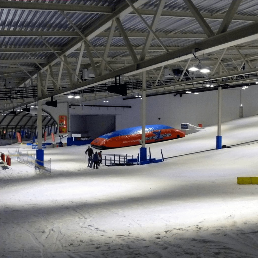 Skidome - Rucphen, the Netherlands