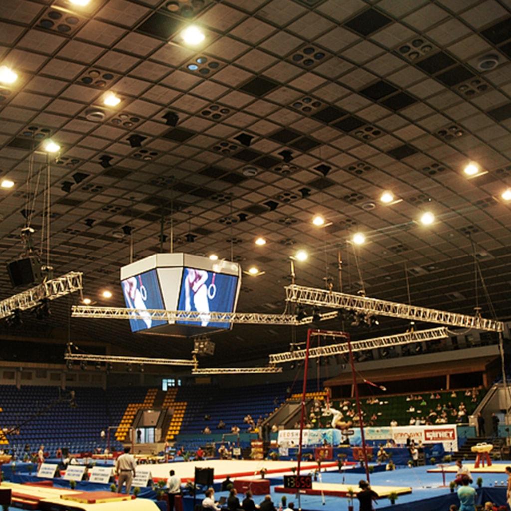 Kiev Sports Palace - Kiev, Ukraine