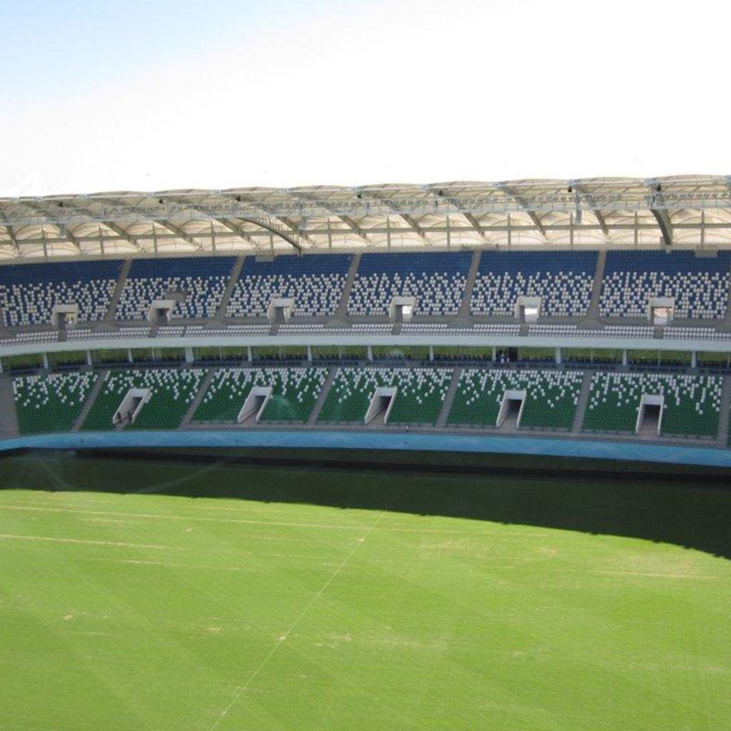 Bunyodkor football stadium - Tashkent, Uzbekistan