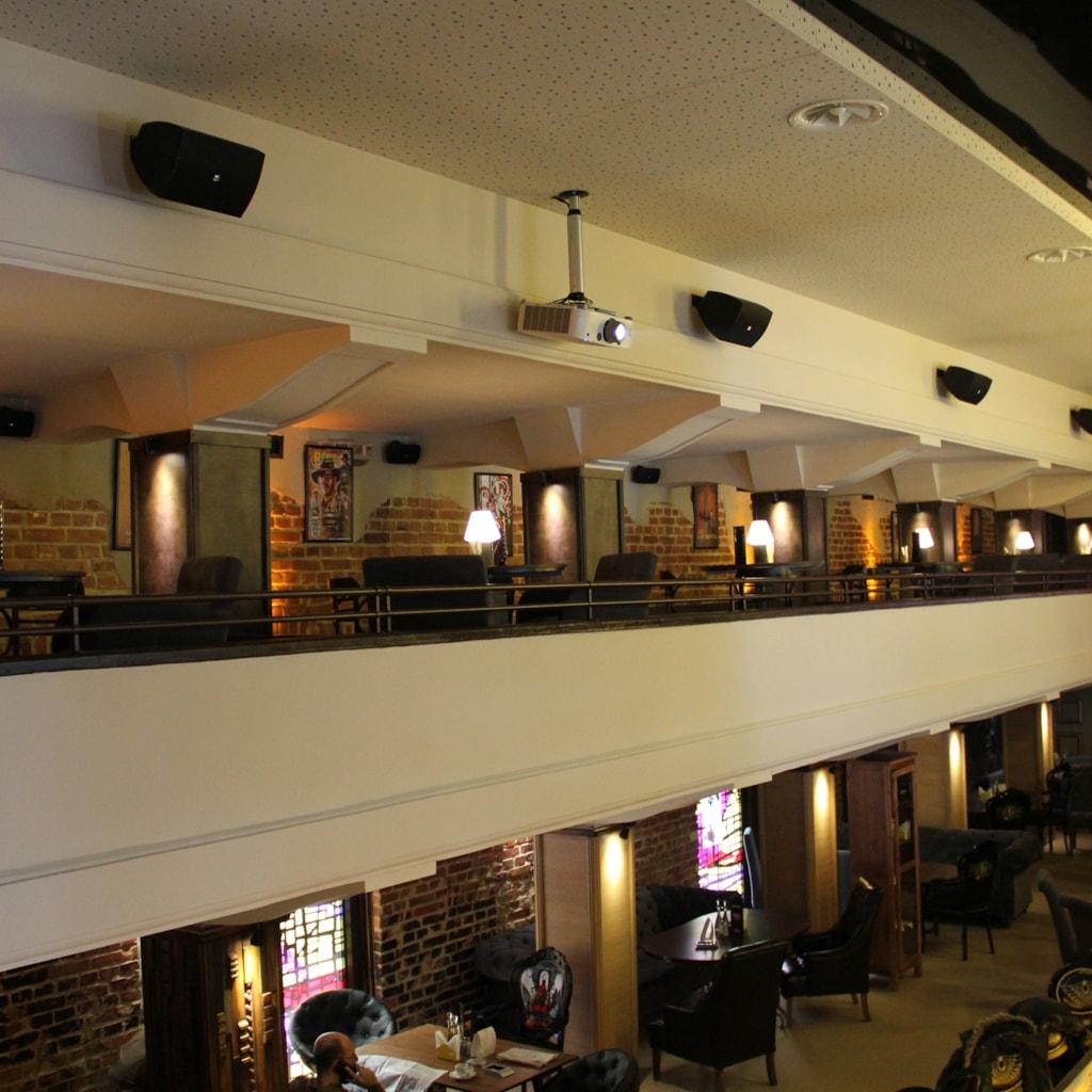 Teatris restaurant - Galati, Romania