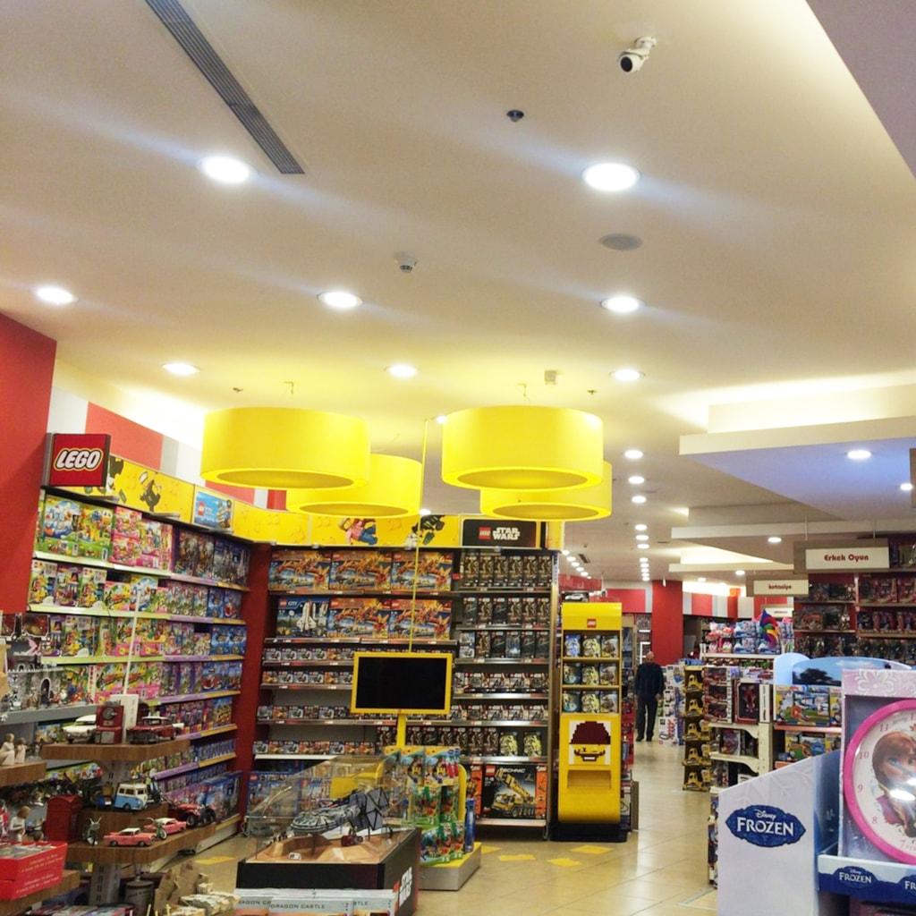 Toyzz shop - Istanbul, Turkey