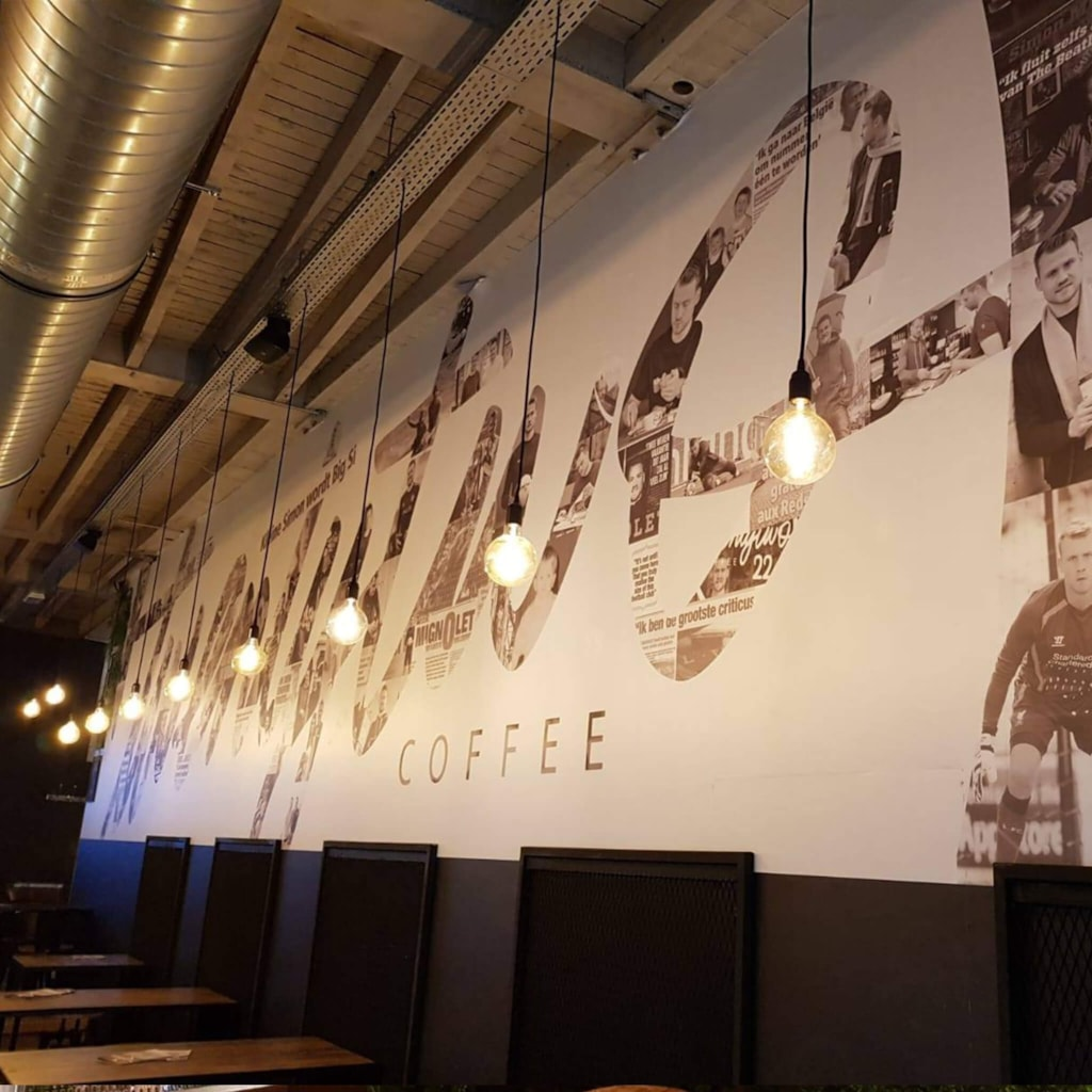 Twenty Two coffee - Sint-Truiden, Belgium