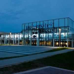Universiteit Hasselt - Hasselt, Belgium