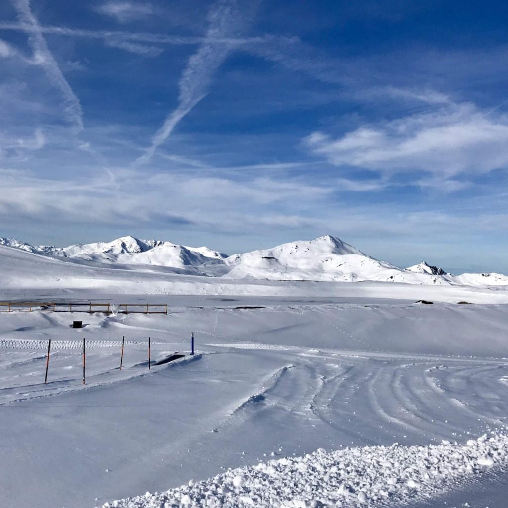 Wildkogel Alm - Bramberg, Austria