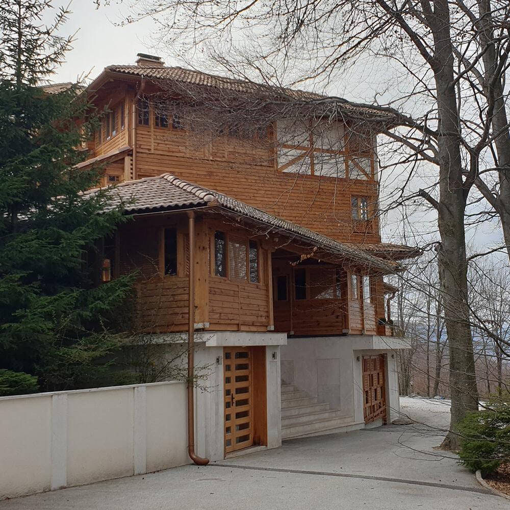Wooden residence Sarajevo - Sarajevo, Bosnia & Herzegovina