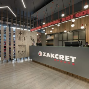 Zakcret Sports - Athens, Greece