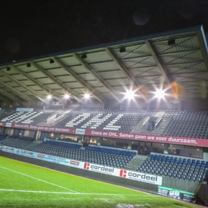 King Power at Den Dreef Stadion - Leuven, Belgium
