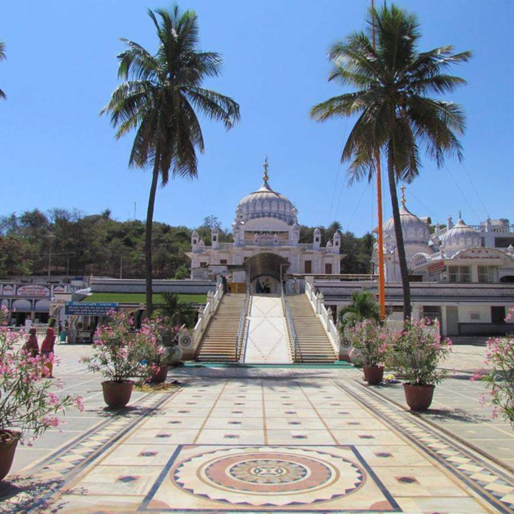 Gurdwara Nanak Jhira Sahib - Bidar, India