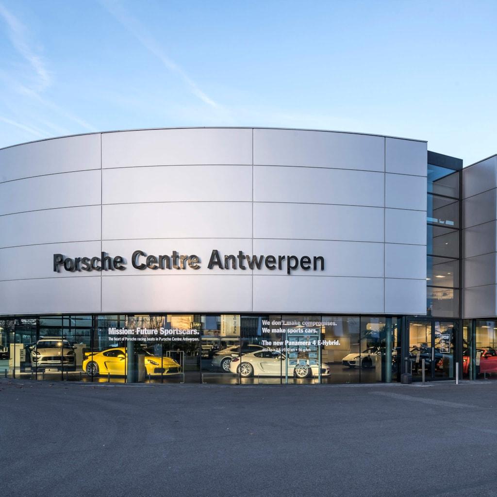 Porsche Centre Antwerp - Wommelgem, Belgium