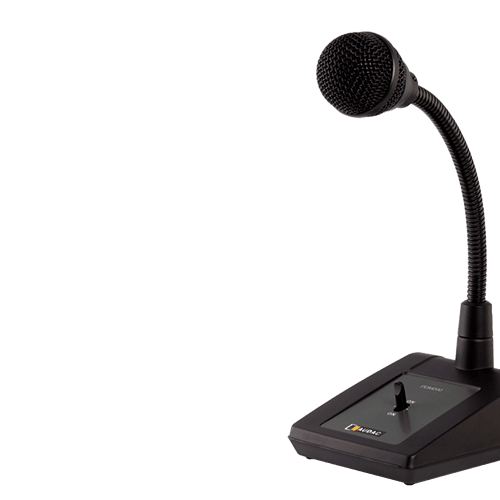 Dynamic paging microphones -