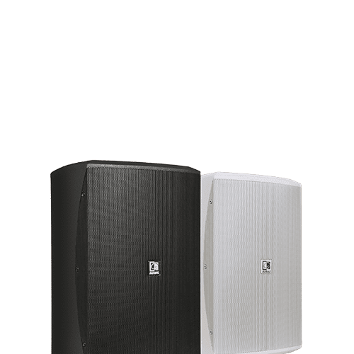 Full range wall loudspeakers -
