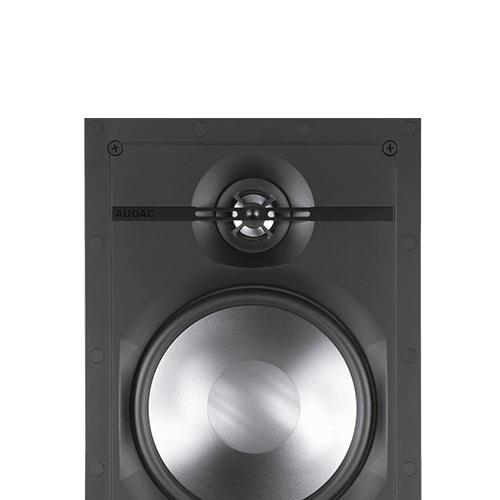High-end rectangular loudspeakers -