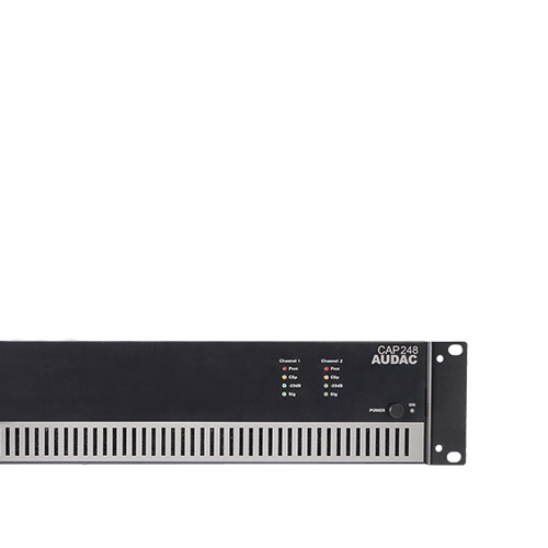 100V power amplifiers -