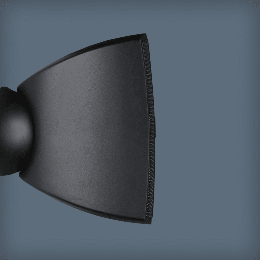 Ultra compact wall speaker solutions