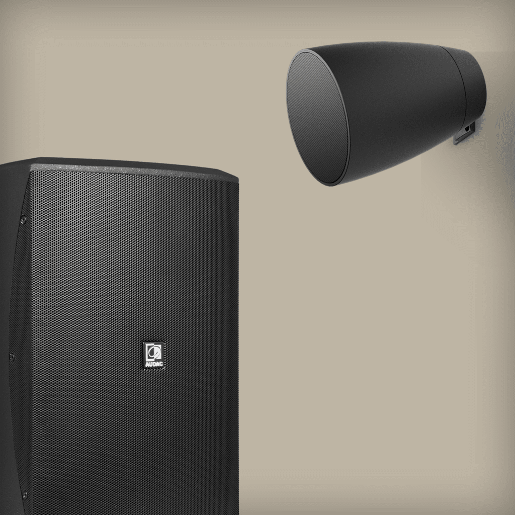 Wall speaker solutions
