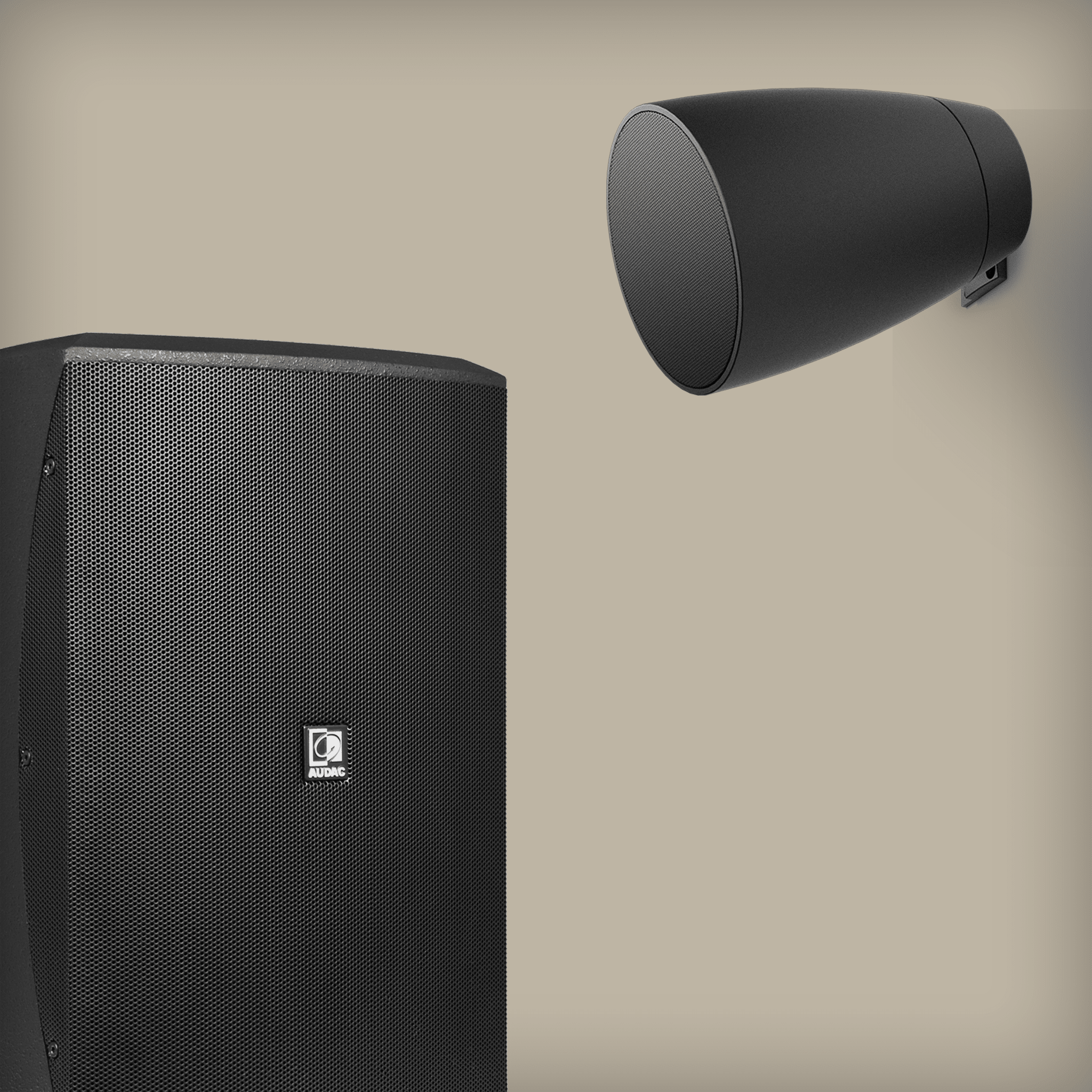 Wall speaker solutions -
