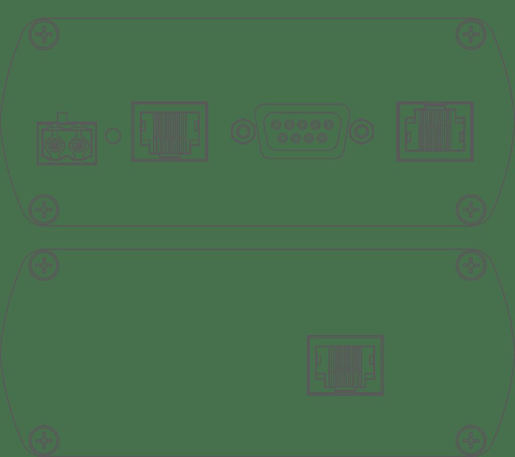 APC100 - Universal configuration & control unit