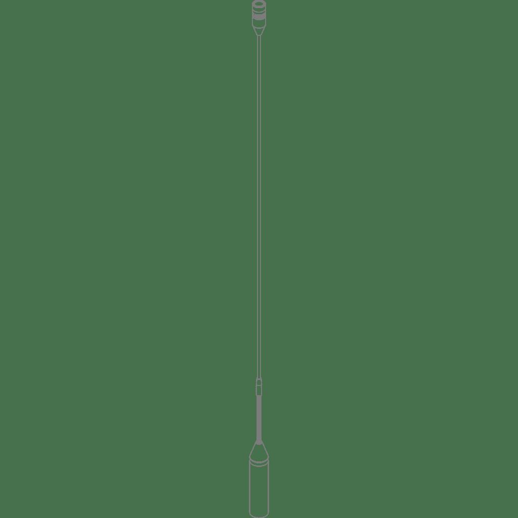 CMX215 - Pipe-neck condenser microphone