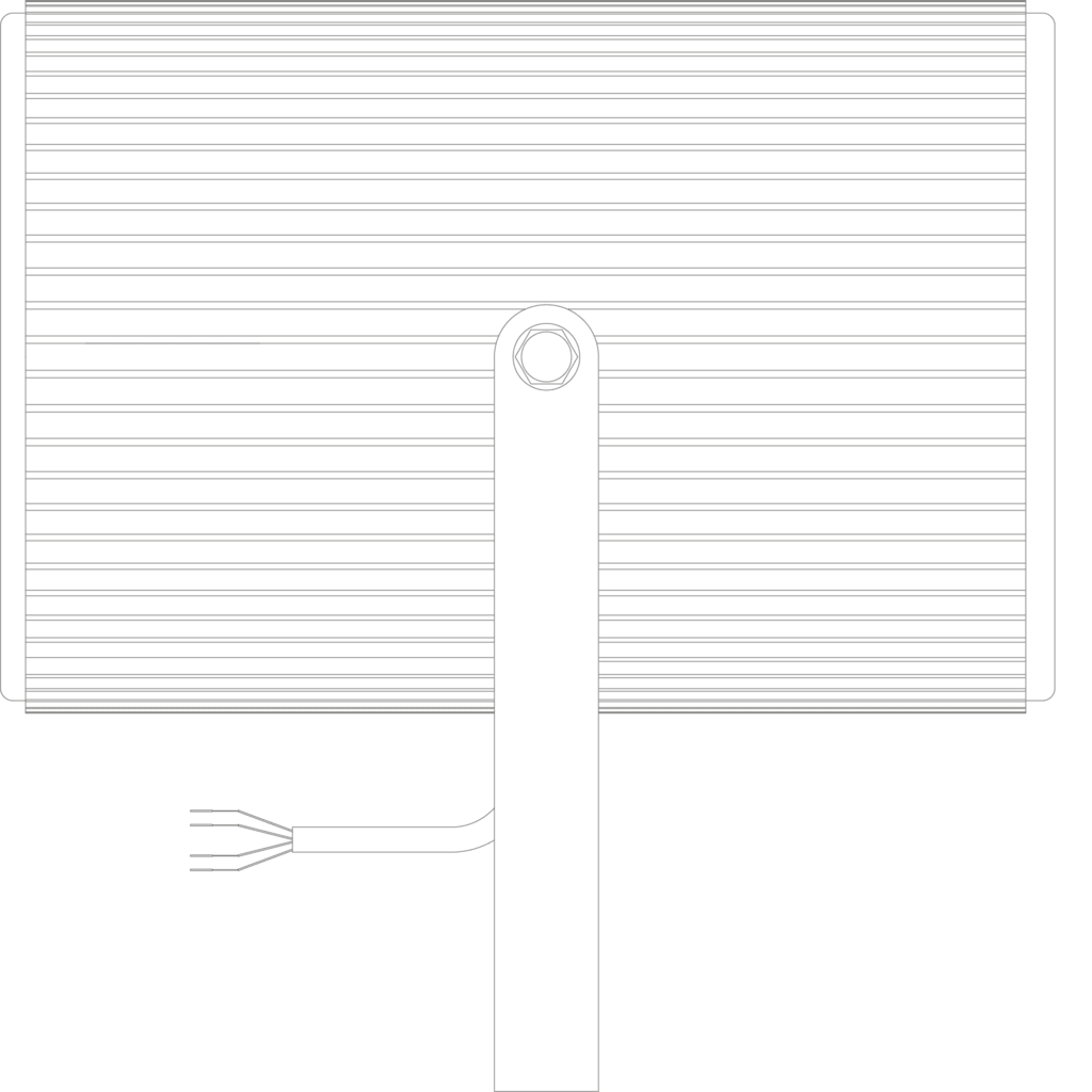 SP202 - Heavy duty bidirectional sound projector