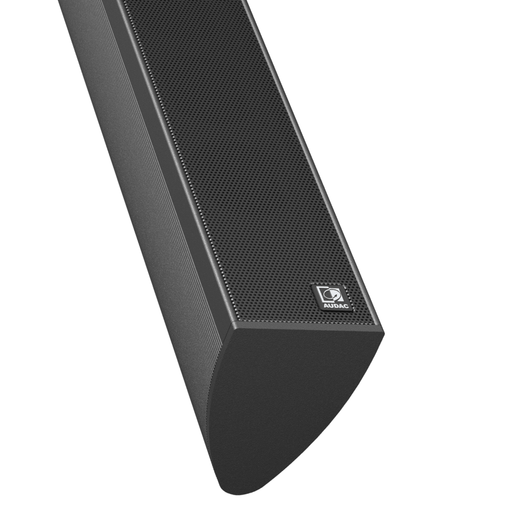 Now available KYRA series - Design column speakers -