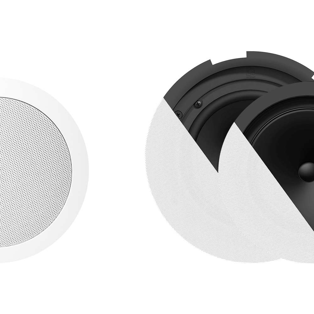 CS series and new ceiling speakers - A comparison -
