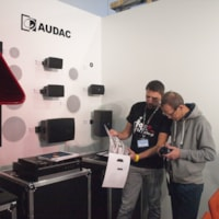 Visit AUDAC at Ukrainian Music Fair 2019