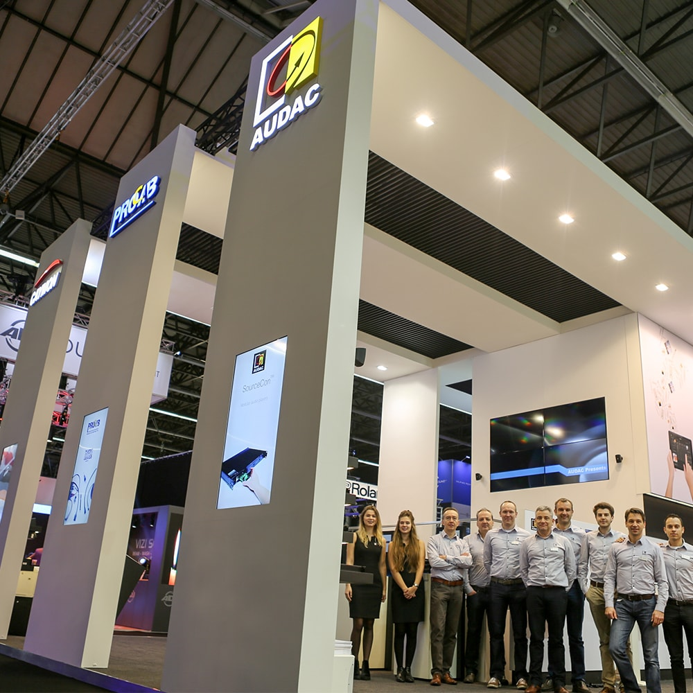 Ready to visit us at ISE 2018? -