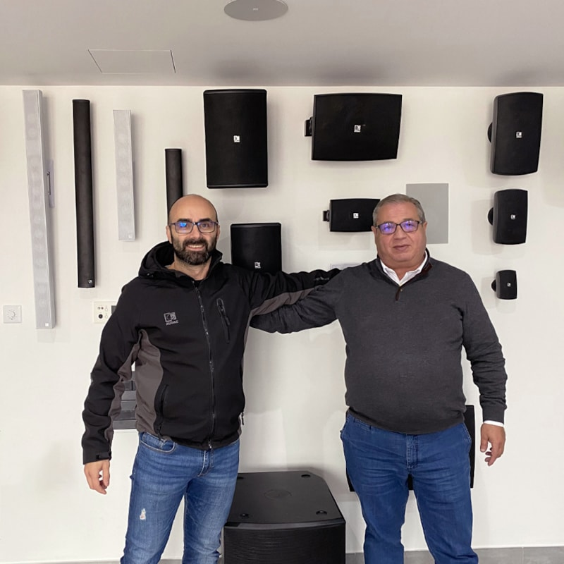 SeeSound distributor in Portugal