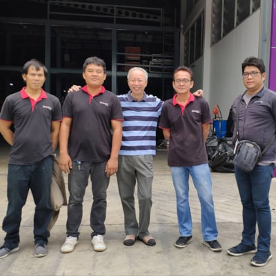 Showtec - Exclusive distributor in Thailand