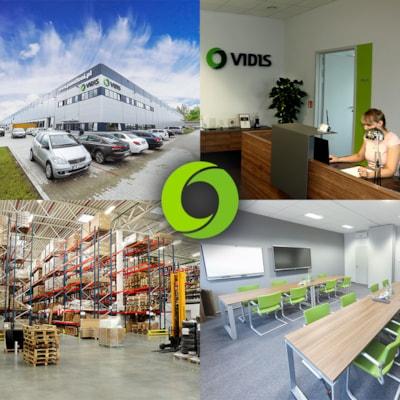 Vidis new AUDAC distributor in Poland