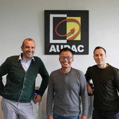 Sebastian Chong - Sales Representative APAC