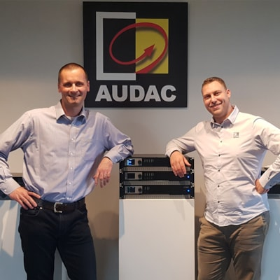 Audio Digital – Exclusive Czech distributor