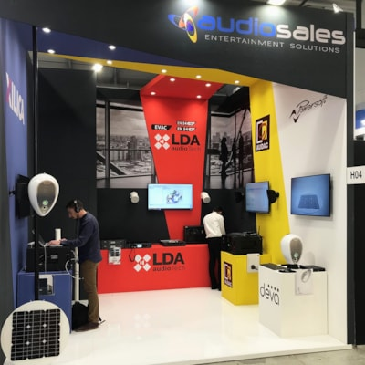 Visit AUDAC at Sicurezza 2019