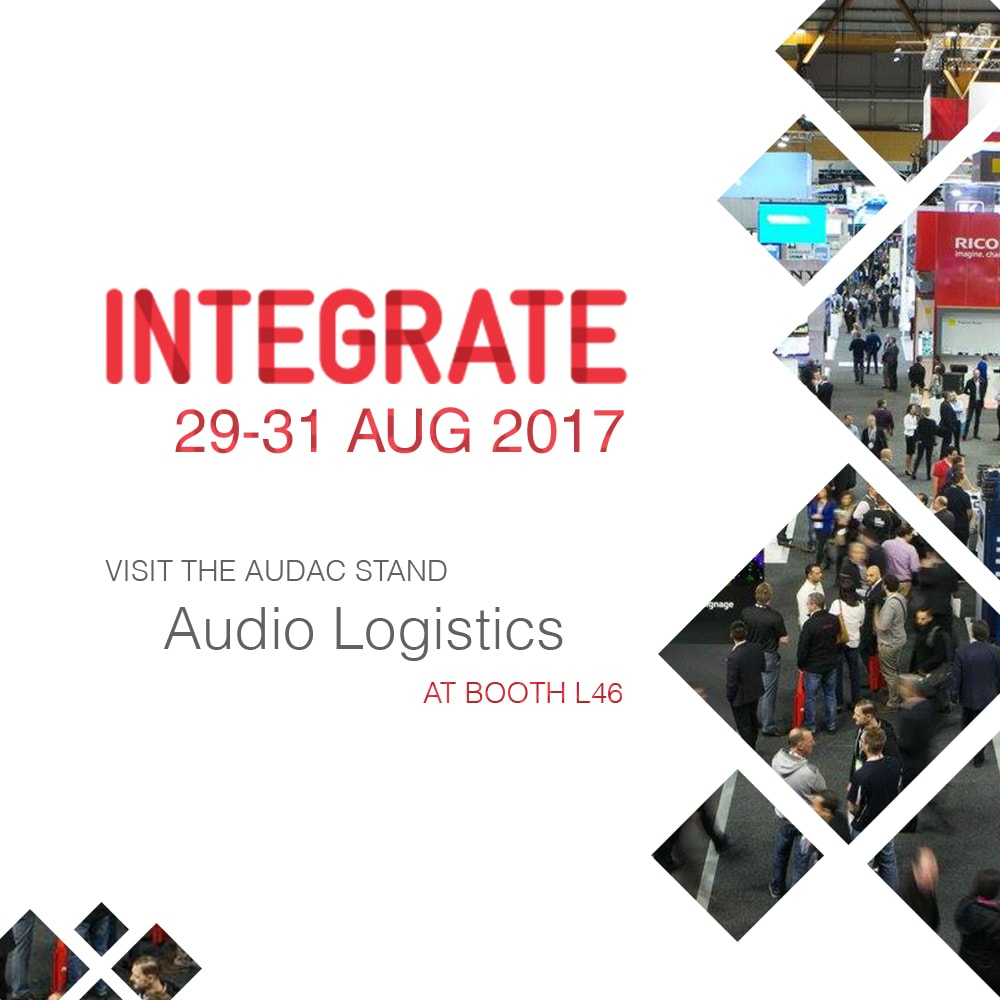 Visit AUDAC at Integrate Australia -