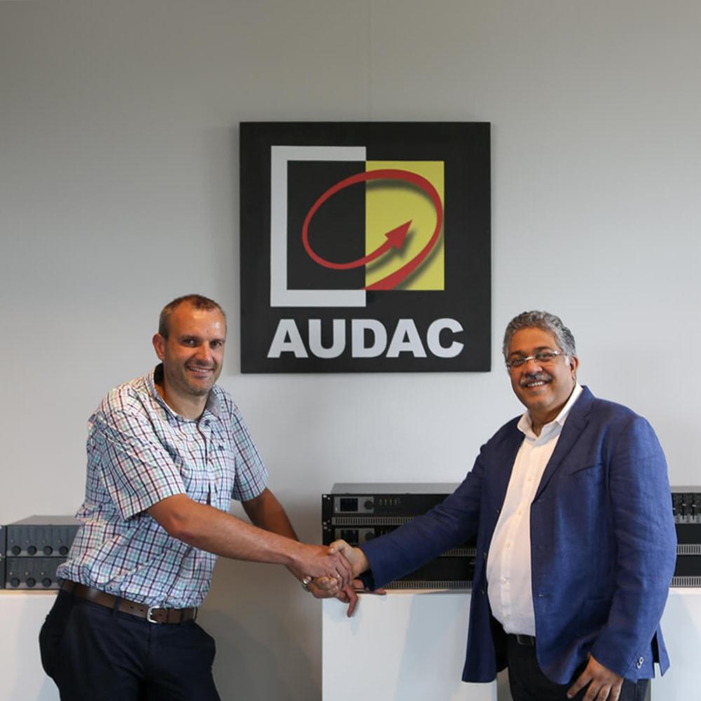 KEI Hi-Fi new AUDAC distributor for India -