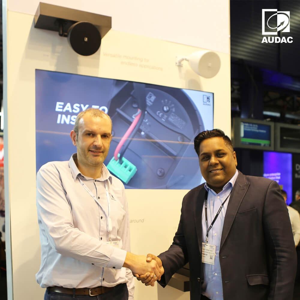 Sennheiser – Exclusive AUDAC distributor in India -