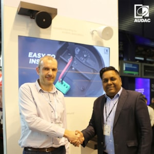 Sennheiser – Exclusive AUDAC distributor in India