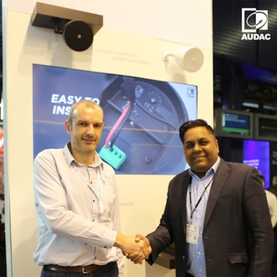 Sennheiser – Exclusive AUDAC distributor in India