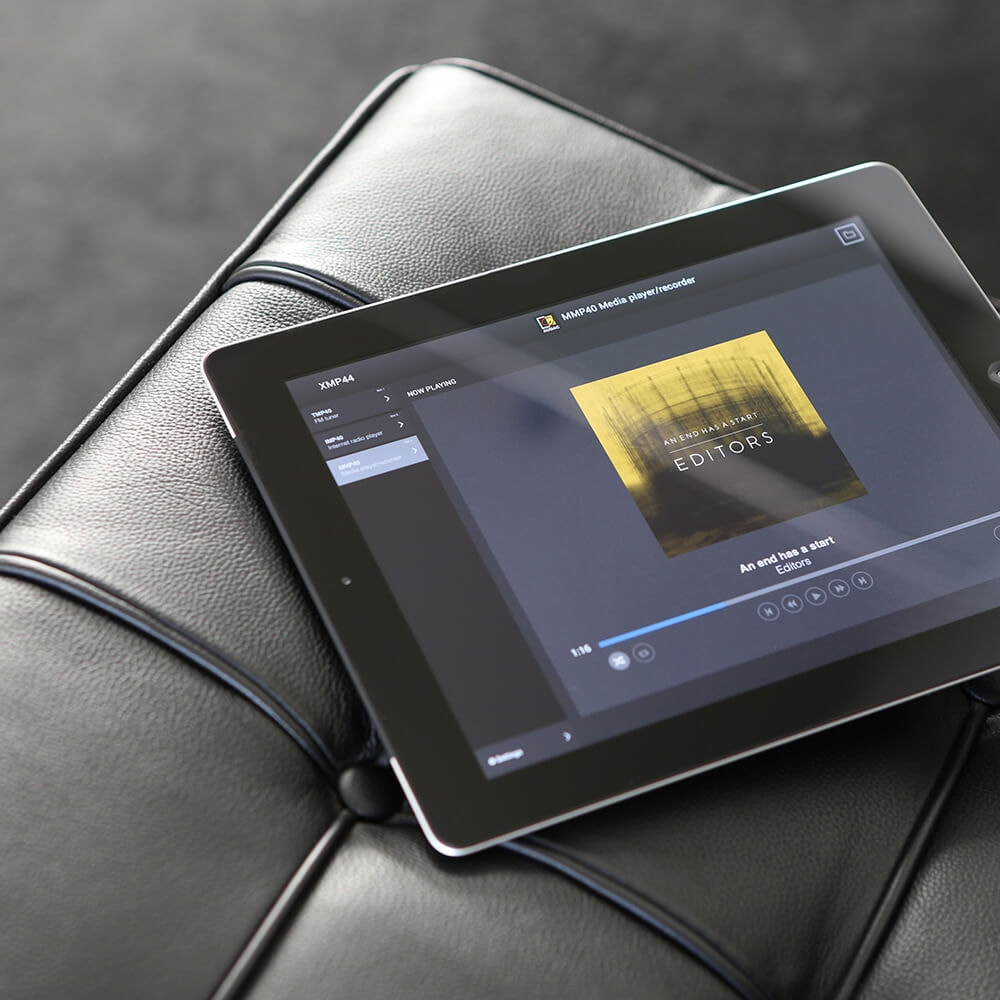 Launch of AUDAC Touch -