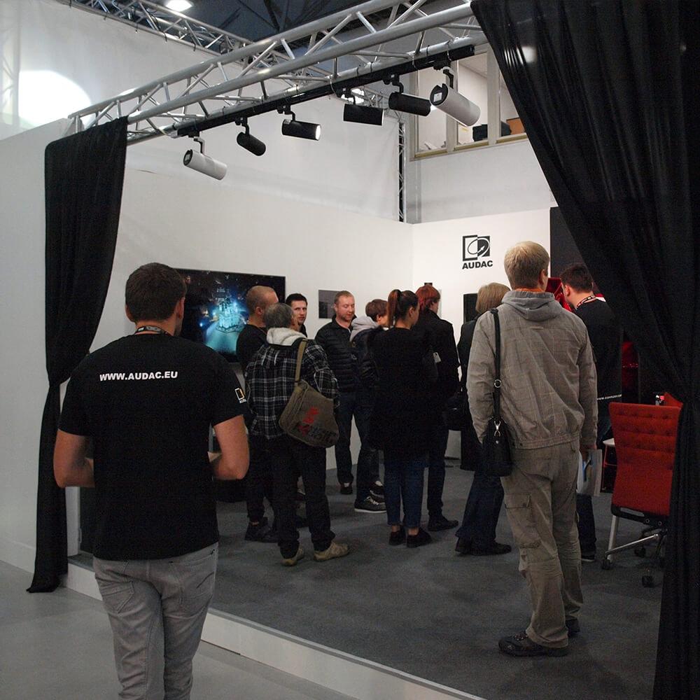Visit AUDAC at Ukrainian Music Fair  -