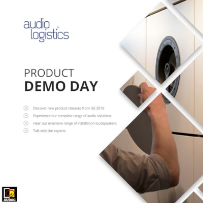 Australian Demo Day with Audio Logistics