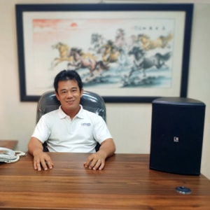 PIB - Exclusive AUDAC distributor in Indonesia