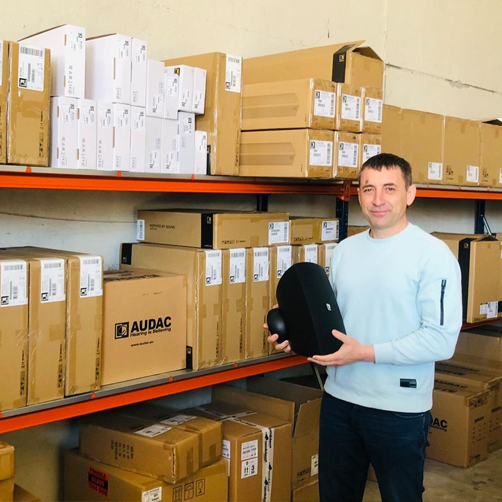 Pro Audio - Exclusive distributor in Bulgaria -