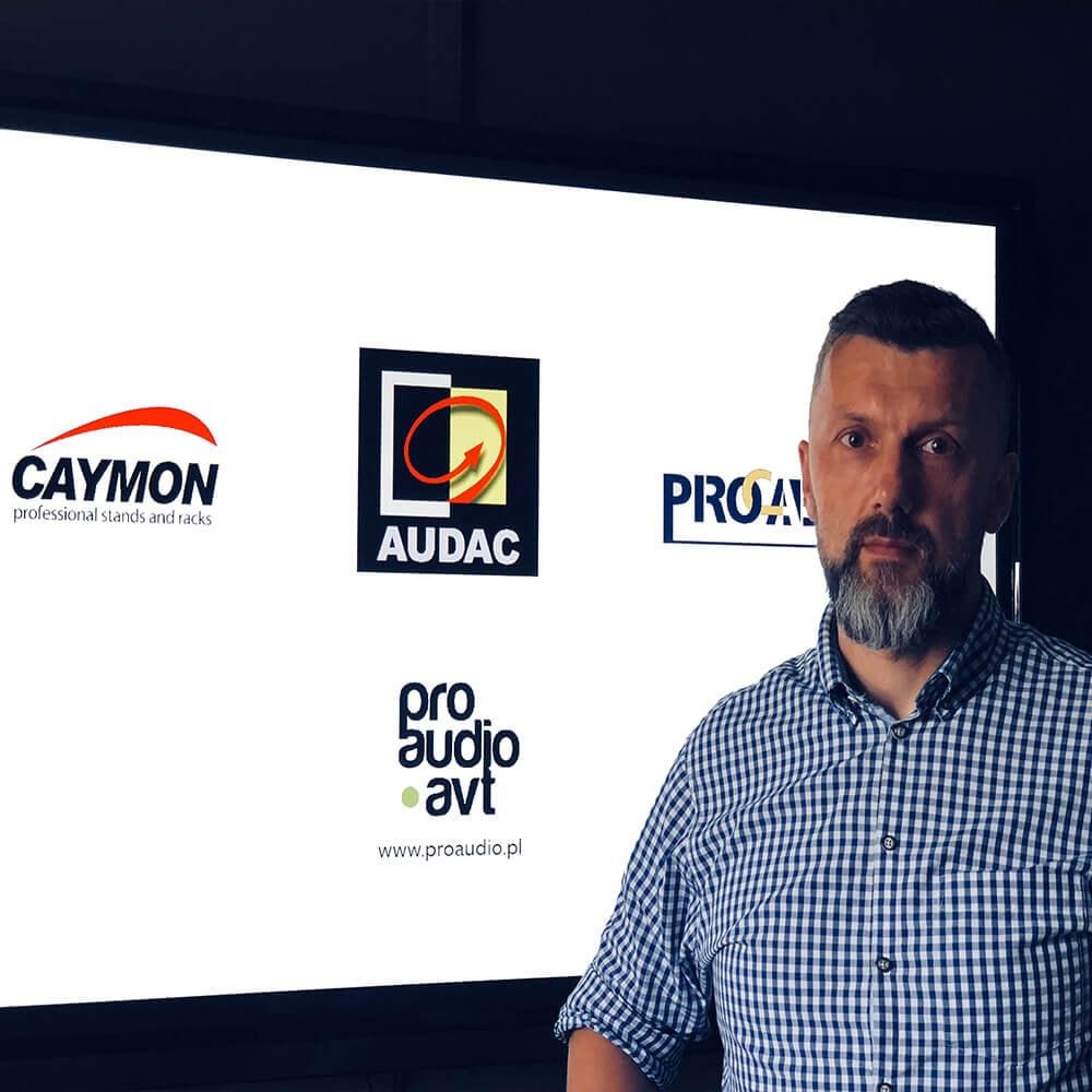 ProAUDIO-AVT, New exclusive distributor for Poland -