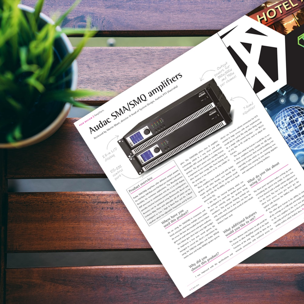 SMA/SMQ review for InAvate magazine -